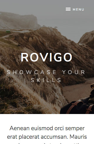 Rovigo mobile screenshot