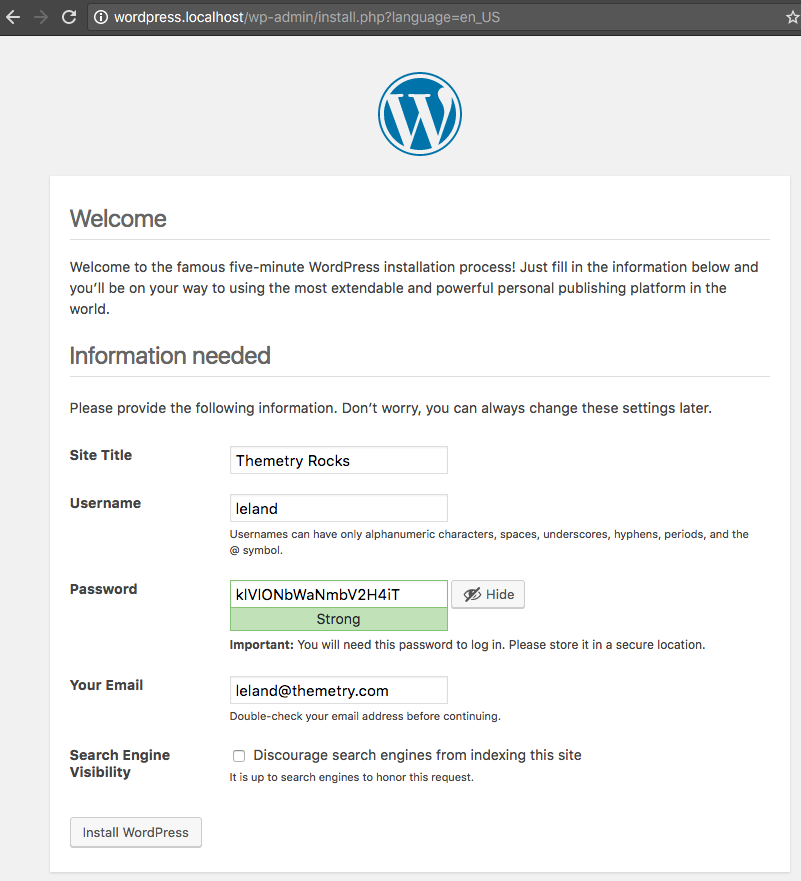 Developing WordPress sites locally with AMPPS - Themetry